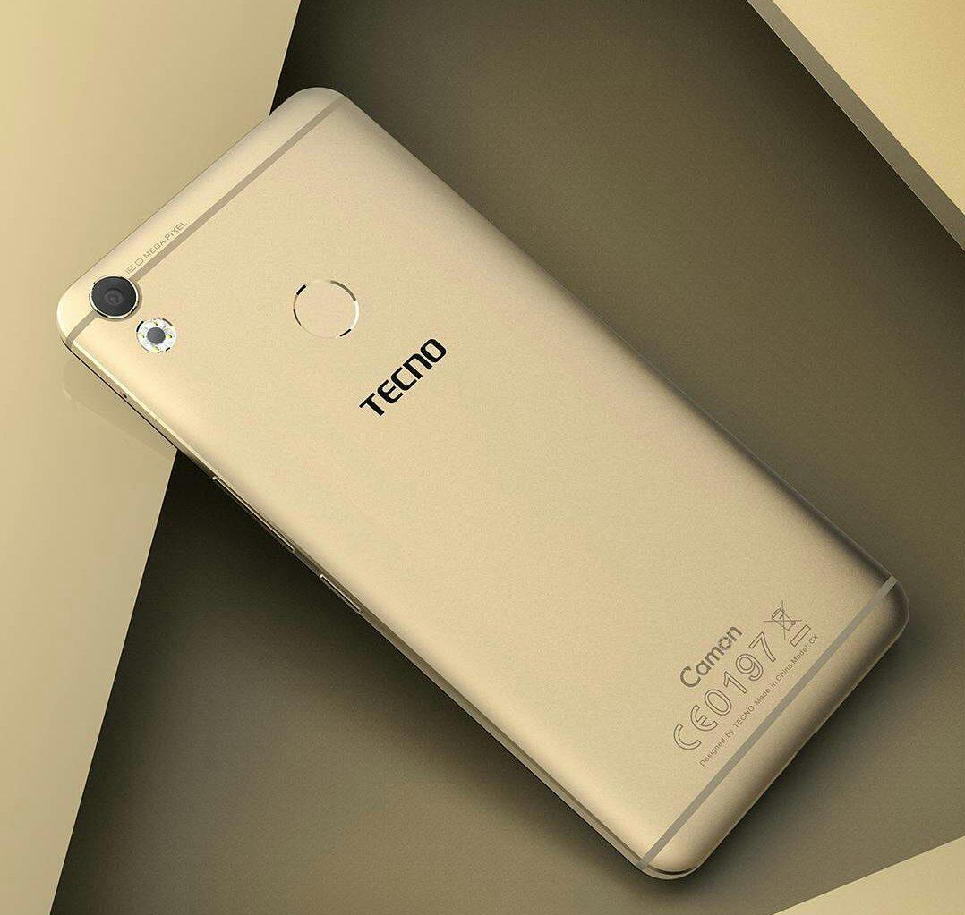 Tecno Camon CX (2017) available in Ghana - Specs and Price