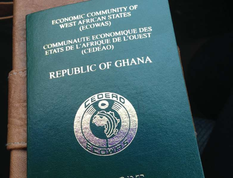 Online Passport Application in Ghana: Get Your Passport in 15 Days