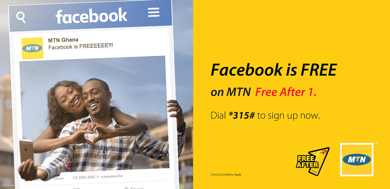MTN Free Facebook: How to Subscribe
