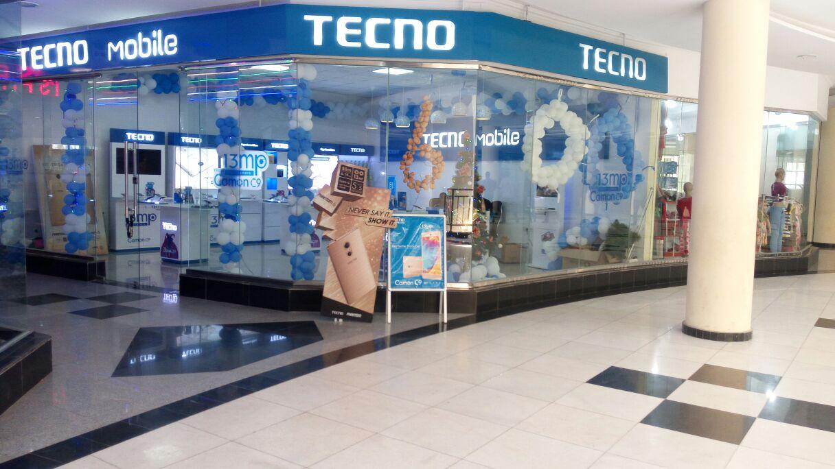 Tecno Offices (Branches and Sales Centres) in Ghana