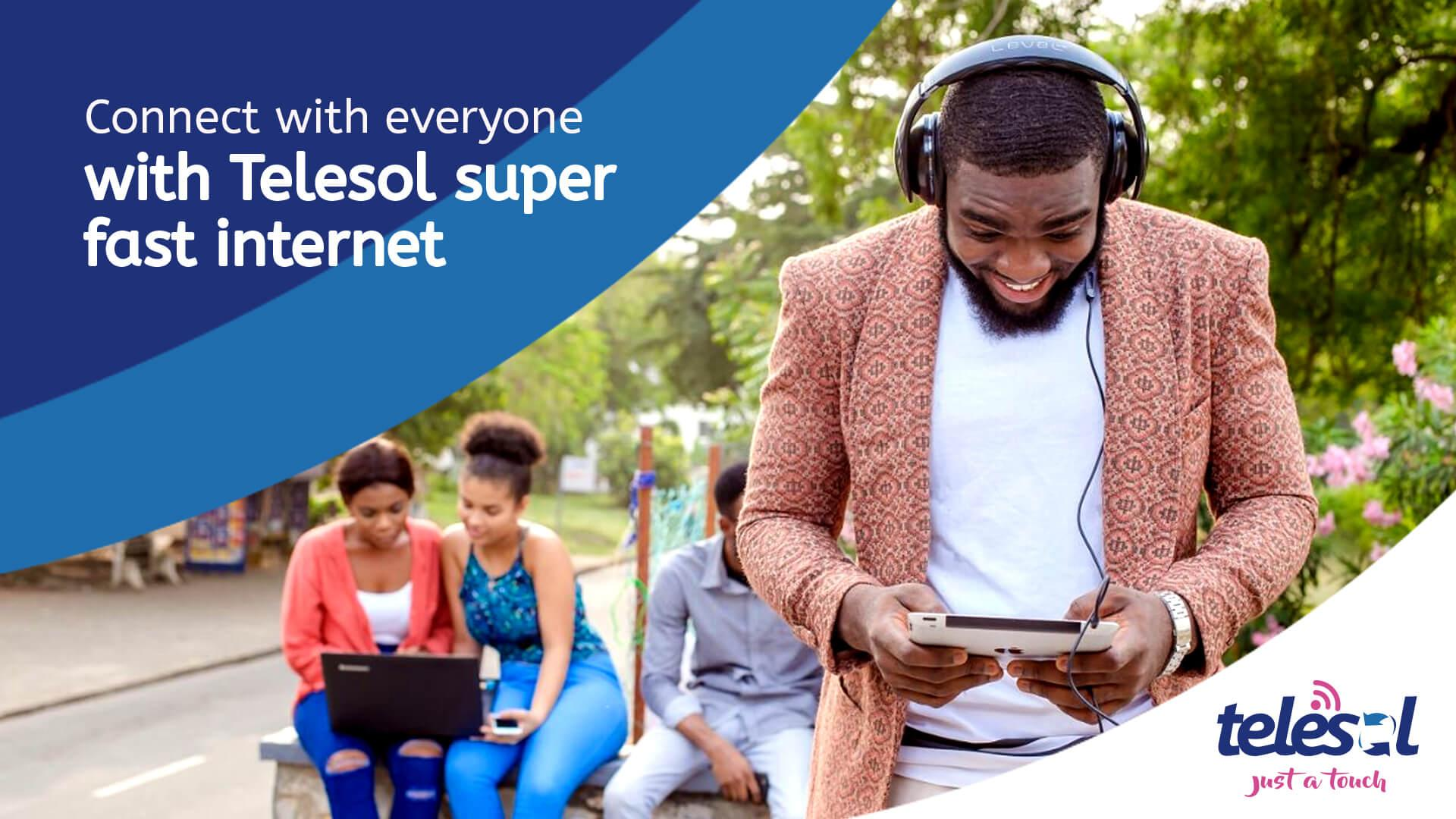 Telesol 4G Data Bundles