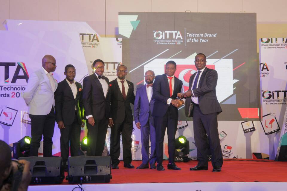 Full list of Winners at the Ghana Information Technology & Telecom Awards 2017