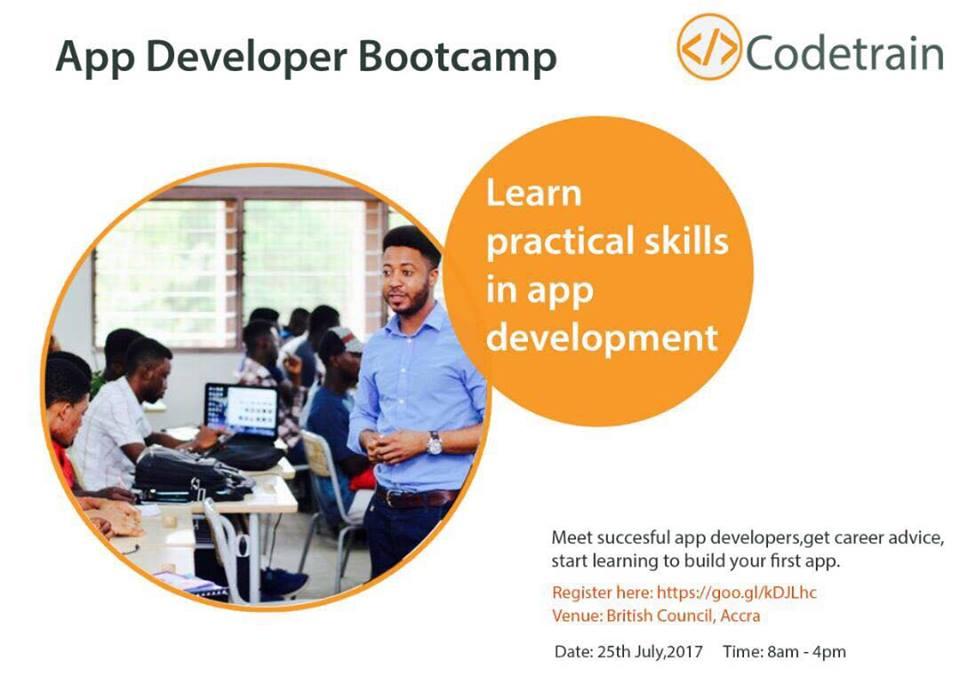 Codetrain App Developer Bootcamp Cadb To Train Next