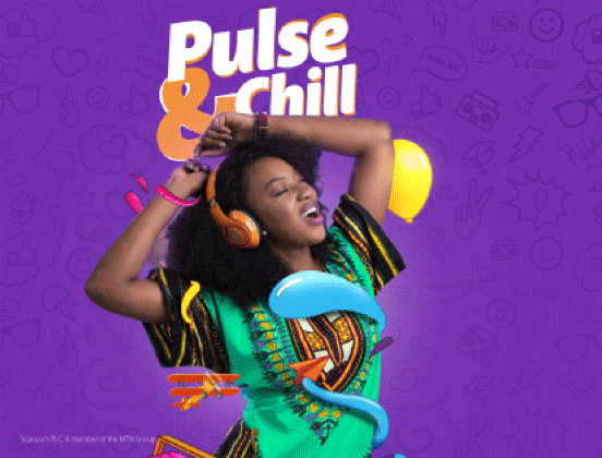 Experience a whole new world with the Pulse and Chill Promo