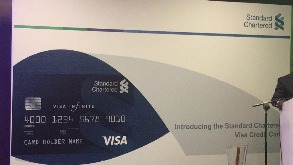 The technology behind Standard Chartered Ghana's new secured credit cards