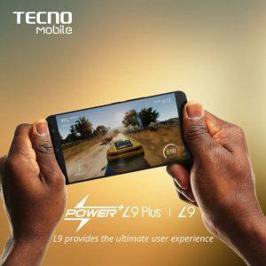 The Tecno L9 plus promises a superb user experience
