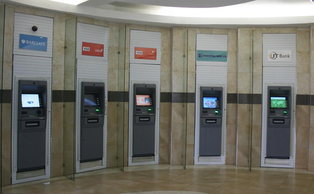 How to Withdraw Mobile Money from ATM