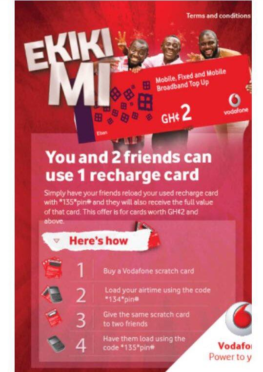 Vodafone recharge discount coupon