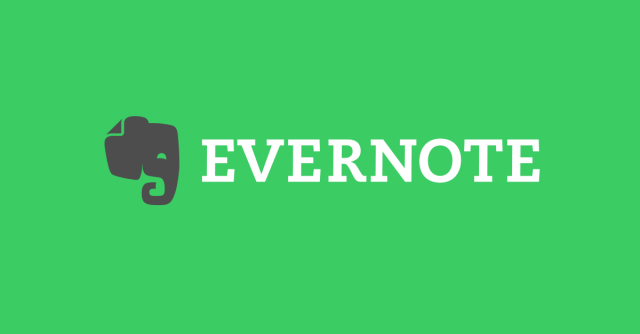 The Evernote app is very popular among students worldwide.