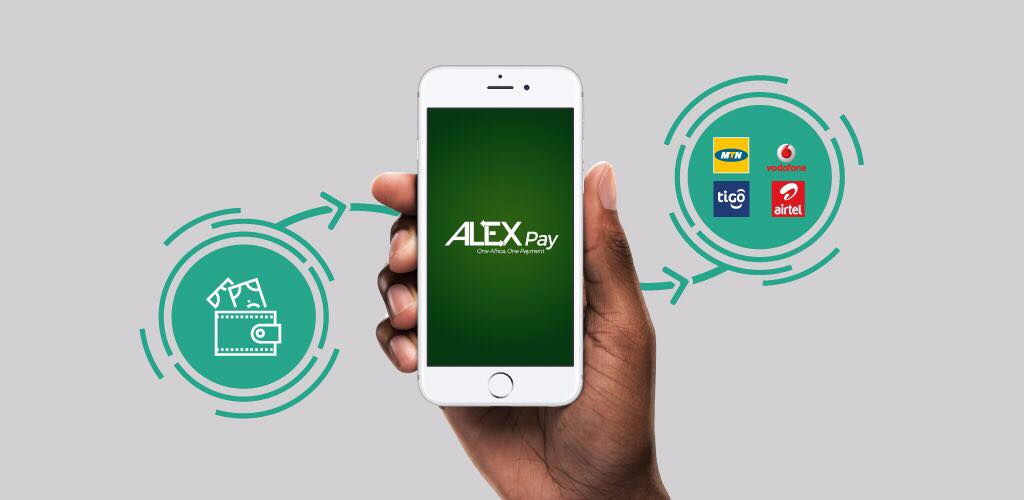 ALEXpay: Link Bank Account, Send and Receive Cash from all Networks