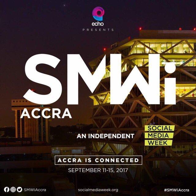 Social Media Week Accra: 1000 Ghanaian Businesses to go online