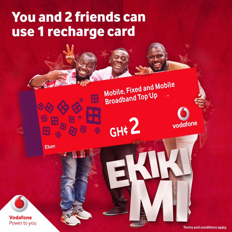 Vodafone Ekiki Mi Promotion: Two Tips to make the best out of it