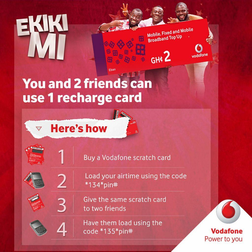 This is how to activate the Vodafone Ekiki Mi Promotion