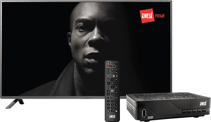 KWESÉ TV Ghana: Channel List; Cost of Decoders and Subscription