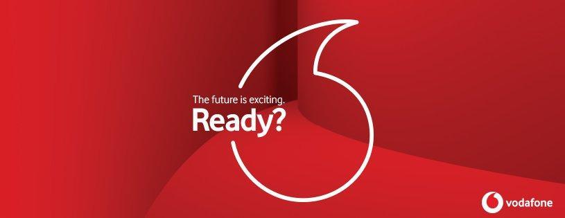 Image result for vodafone new logo