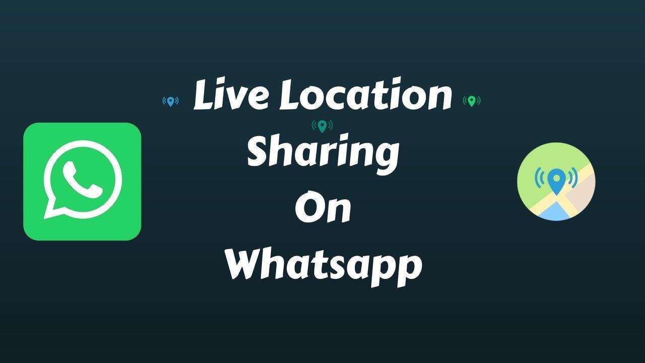 New Feature: WhatsApp now allows users to share their location live