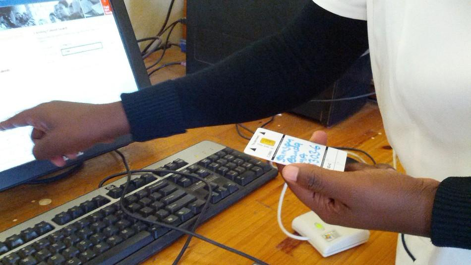 Digital Ghana? Chief of Staff launches electronic medical records system