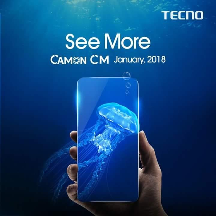 The first pictures released by Tecno suggested that the Camon CM will be bezel-less. Fans were disappointed to realise the real phone had very significant bezels.