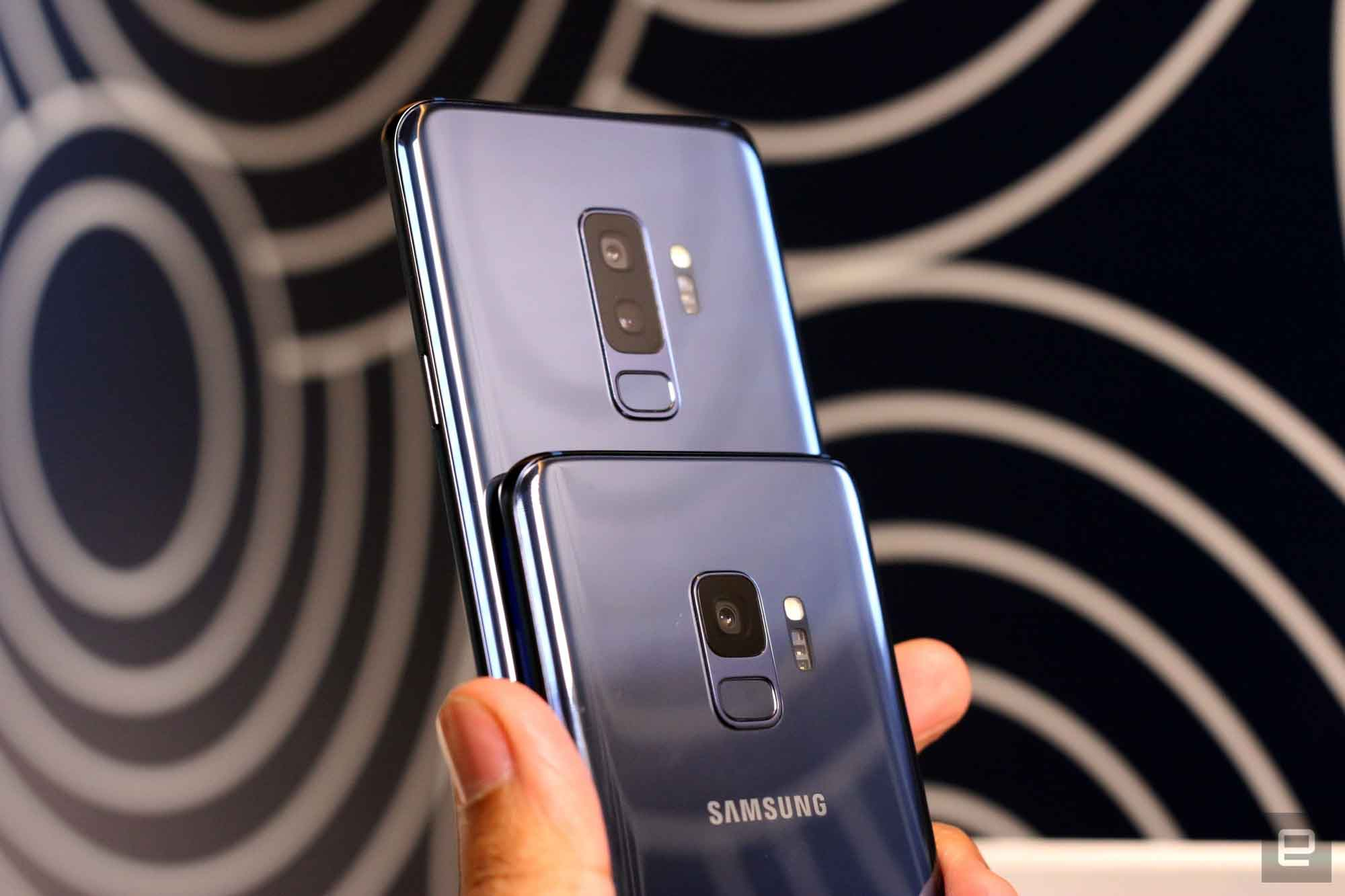 All you need to know about the new Samsung Galaxy S9, Galaxy S9+