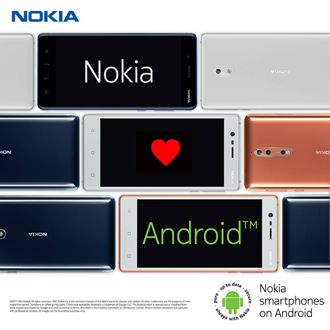 Did you know #IconicDuo viral trend is Nokia and Android partnership?