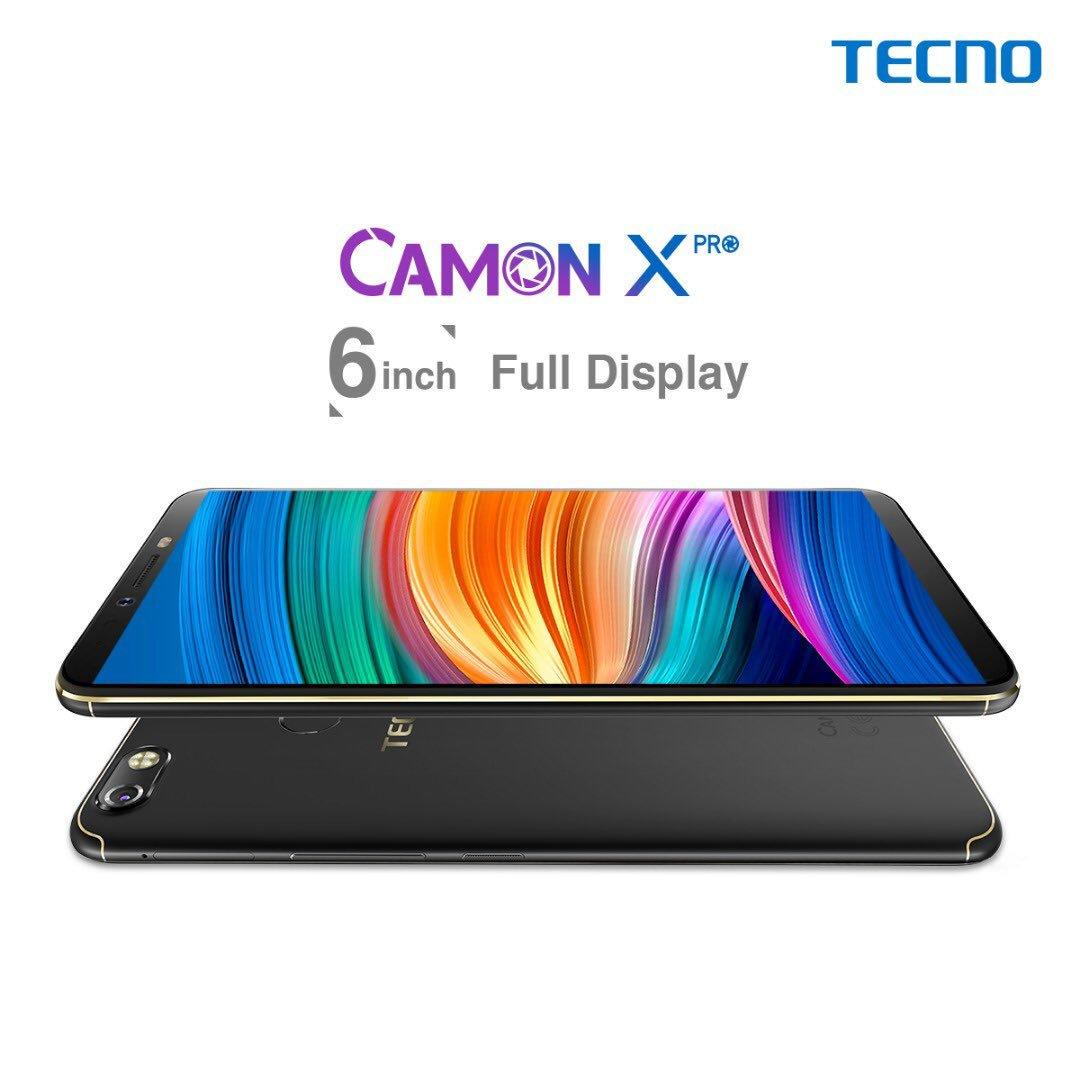 Tecno Camon X and X Pro: Prices, Specs, Features & All you