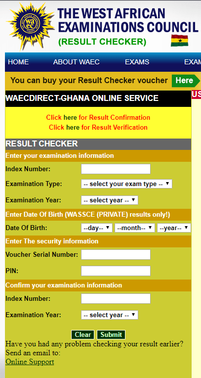 WAEC releases May/June WASSCE 2019 results for Ghana and Nigeria
